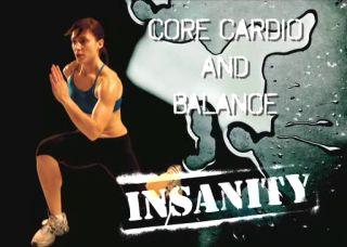 Insanity Core Cardio And Balance