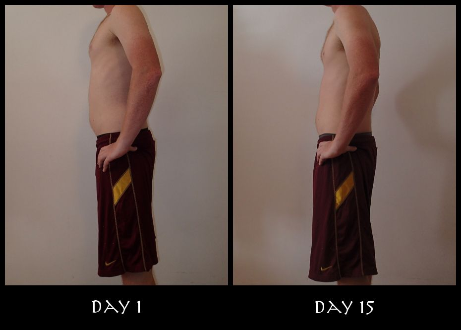 Insanity Week 2 Side Pictures