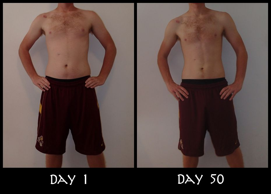 Insanity Week 7 Front Pictures