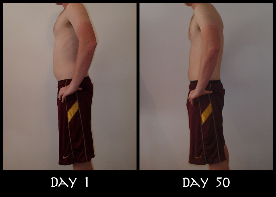 Insanity Week 7 Side Pictures