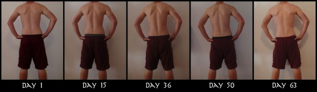 Progress Back Pictures