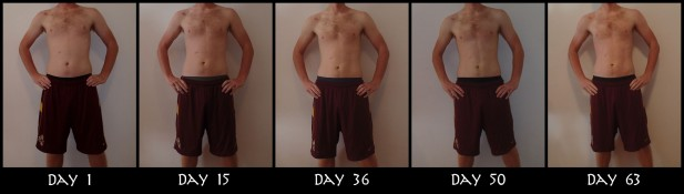 Progress Front Pictures